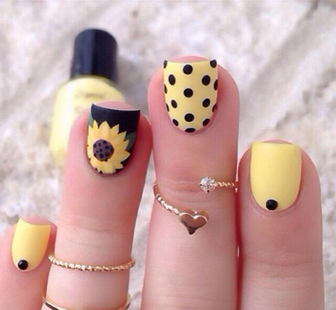 15 Unforgettable Pinterest Nail Art Moments| 7