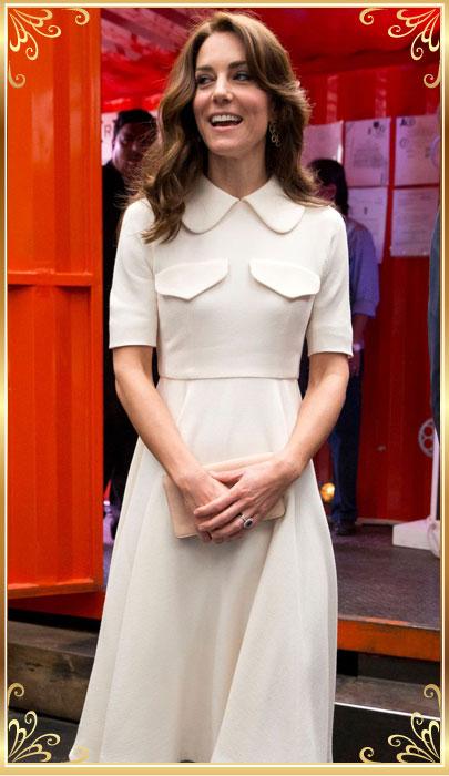 Duchess Diaries: Kate Middleton defines effortless chic  1