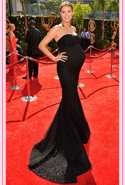 12 applause-worthy red carpet baby bump moments  10