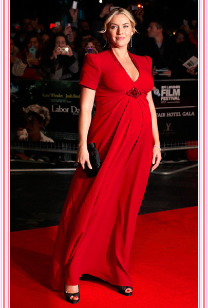 12 applause worthy red carpet baby bump moments - 11