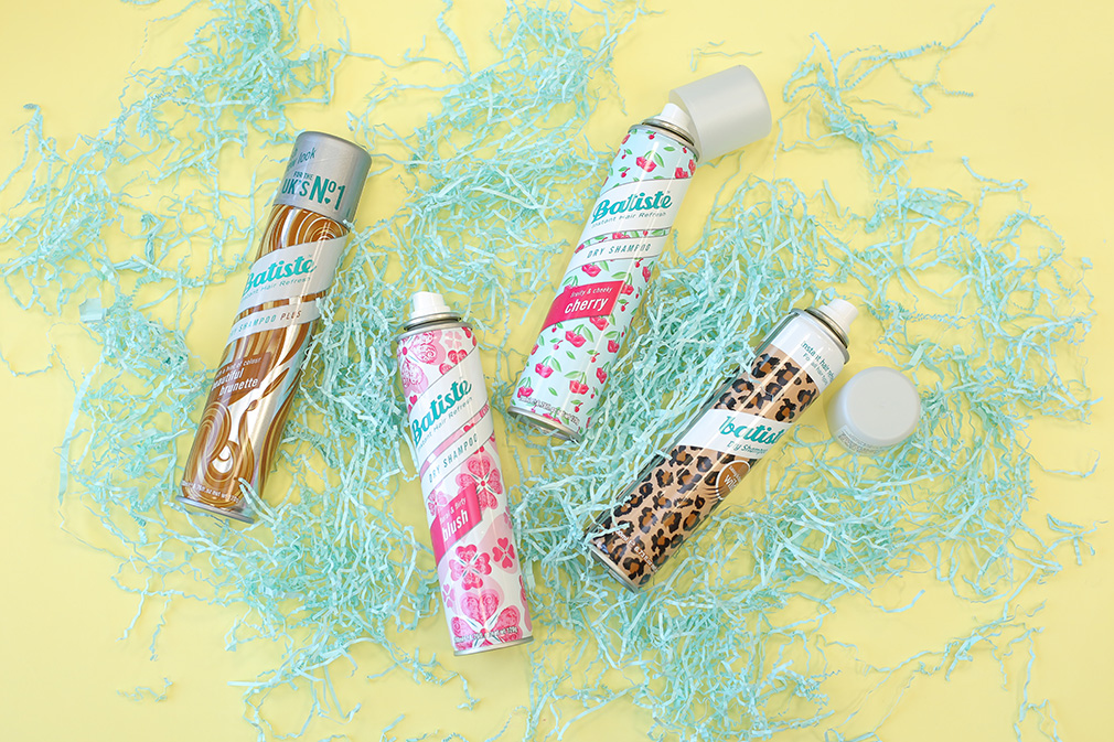 In review: Batiste Dry Shampoo Instant Hair Refresh Fruits & Berries Cherry| 1