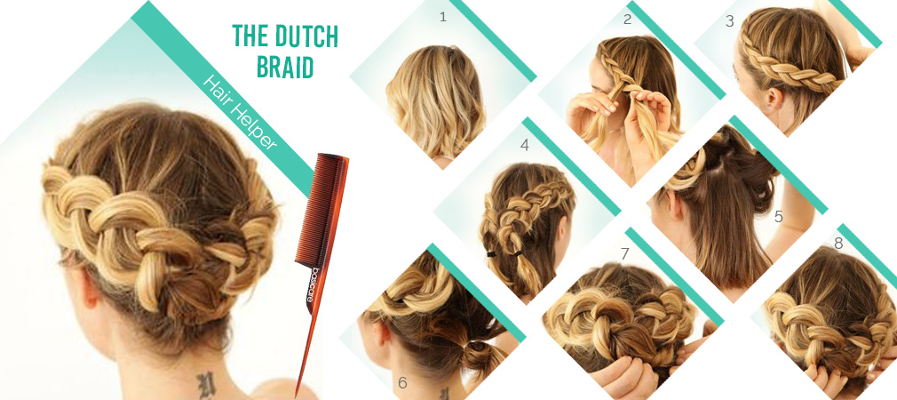 6 Easy tutorials to help you weave braid tales!| 1