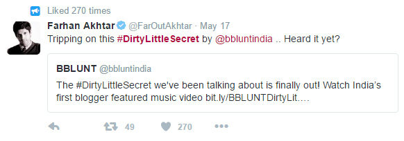 BBLUNT's #DirtyLittleSecret takes the Internet by storm!| 3