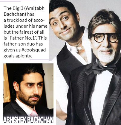 12 off-screen dads who are pillars of strength for on-screen celebs| 3