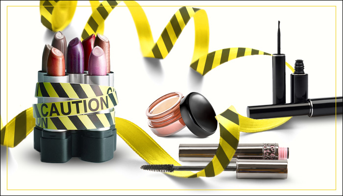 Are your beauty products infected with bacteria?| 1