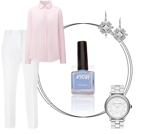 6 ways to strut Pantone-inspired nail colors!| 2