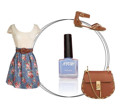 6 ways to strut Pantone-inspired nail colors!| 4