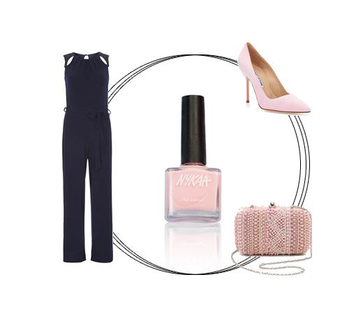 6 ways to strut Pantone-inspired nail colors!| 5