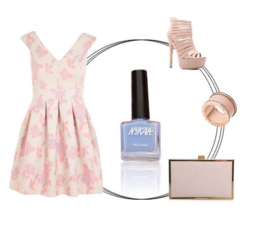 6 ways to strut Pantone-inspired nail colors!| 6