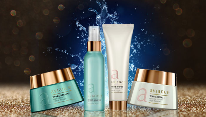 De-Stress and restore your skin, the Aviance Way| 1