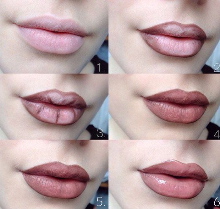 Lip Contouring: How to get bigger lips ASAP - 1