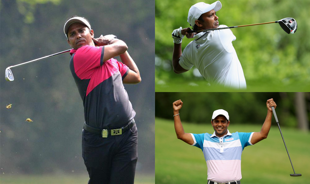 SSP Chawrasia chases his Olympic golf dream| 1
