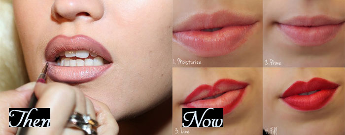 Makeup Then vs Now | Nykaa's Beauty Book 2