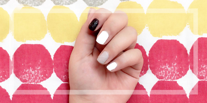 Three Cool Nykaa Matte Nail Art Designs| 2