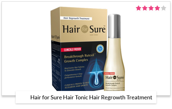 Freedom from hair fall forever!| 1