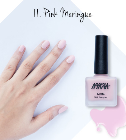 In Review: Nykaa Matte Nail Enamels - 11