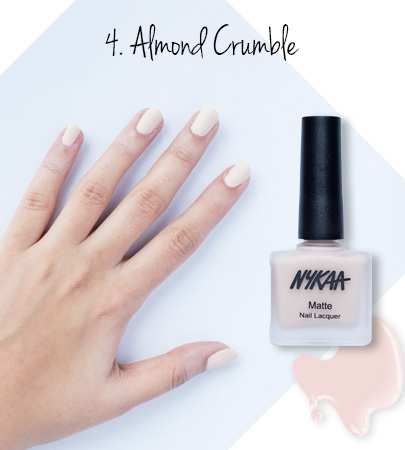 In Review: Nykaa Matte Nail Enamels - 4