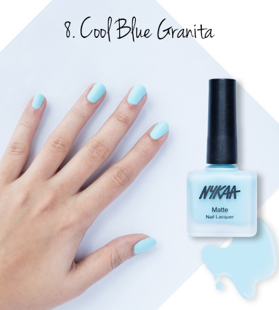 In Review: Nykaa Matte Nail Enamels - 8