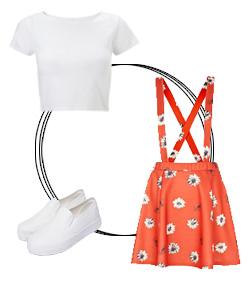 8 White T shirt styles that ALWAYS work - 2
