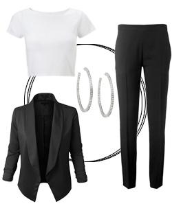 8 White T-shirt styles that ALWAYS work| 5