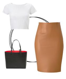 8 White T shirt styles that ALWAYS work - 6