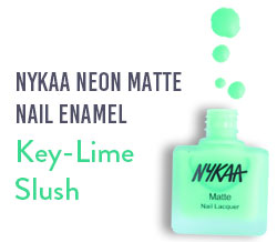 Nykaa's Neon Mattes are Here!| 4