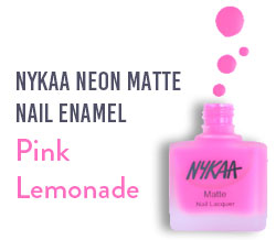 Nykaa's Neon Mattes are Here!| 5