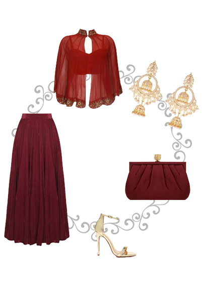 Flawless ethnic outfit ideas to try this Diwali| 1