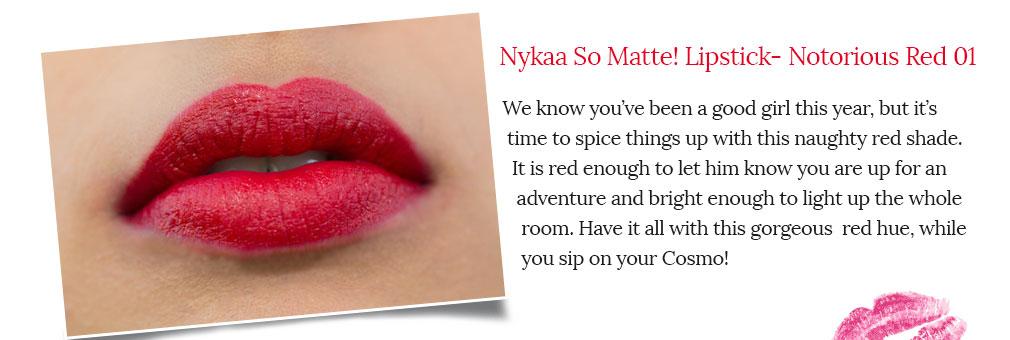 Say hello to Nykaa So Matte! Lipsticks  14