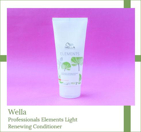 In review: Wella Professionals Elements Renewing Range| 2