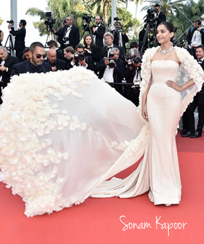 Red Carpet Fashion: The Best Red Carpet Dresses from 2016 | Nykaa's Beauty Book 6
