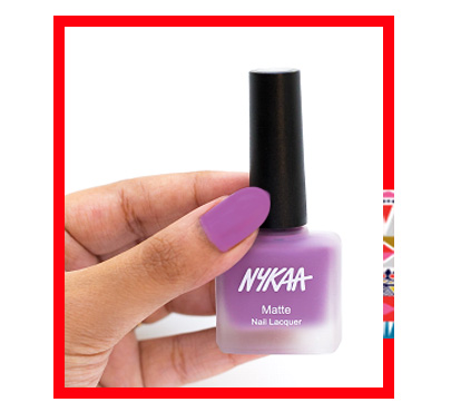 In Review: Nykaa Fall Winter Matte Nail Lacquer Collection| 10