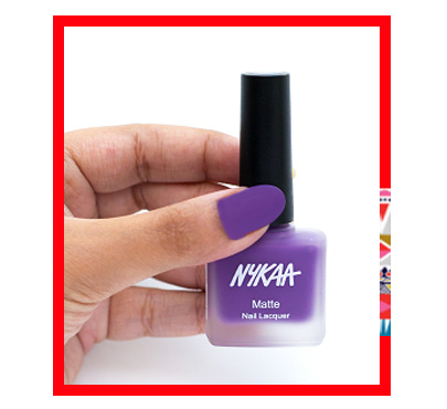 In Review: Nykaa Fall Winter Matte Nail Lacquer Collection  11