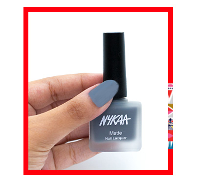 In Review: Nykaa Fall Winter Matte Nail Lacquer Collection  6