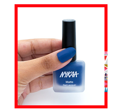 In Review: Nykaa Fall Winter Matte Nail Lacquer Collection| 7