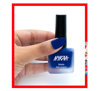 In Review: Nykaa Fall Winter Matte Nail Lacquer Collection| 8