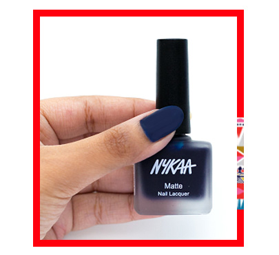 In Review: Nykaa Fall Winter Matte Nail Lacquer Collection  9