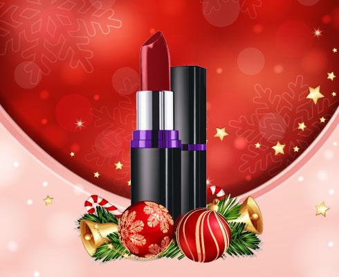 Mistletoe-ready beauty essentials| 2