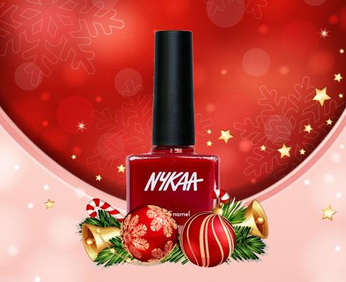 Mistletoe-ready beauty essentials| 3