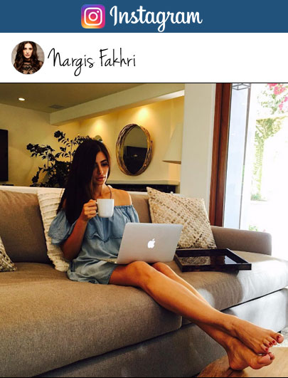 The Best Celebrity Instagram Moments of the Year| 7