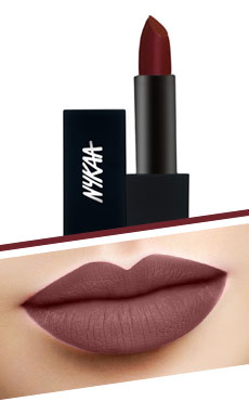 In Review: Nykaa So Matte! Fall Winter Lipstick Collection| 7