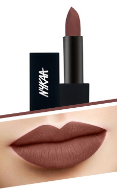 In Review: Nykaa So Matte! Fall Winter Lipstick Collection| 1