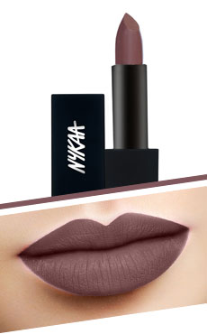 In Review: Nykaa So Matte! Fall Winter Lipstick Collection| 3