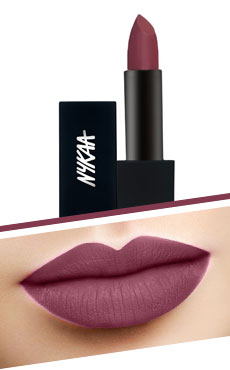 In Review: Nykaa So Matte! Fall Winter Lipstick Collection  5