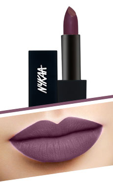 In Review: Nykaa So Matte! Fall Winter Lipstick Collection  6