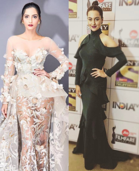 The Filmfare Face Off: Who Wore What Better! - 3