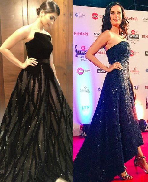 The Filmfare Face Off: Who Wore What Better! - 6