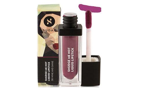In Review: Sugar Smudge Me Not Liquid Lipstick - 2