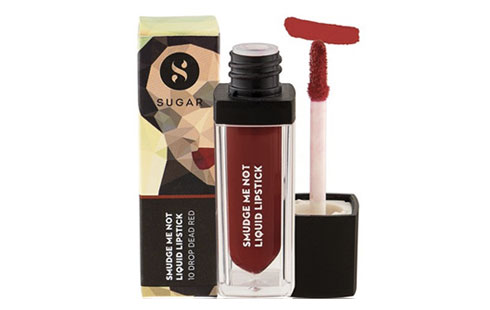 In Review: Sugar Smudge Me Not Liquid Lipstick| 3