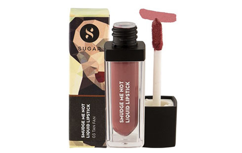 In Review: Sugar Smudge Me Not Liquid Lipstick - 5